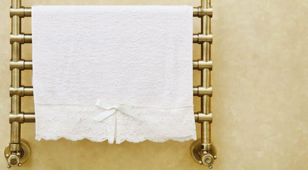 el håndklædetørrer