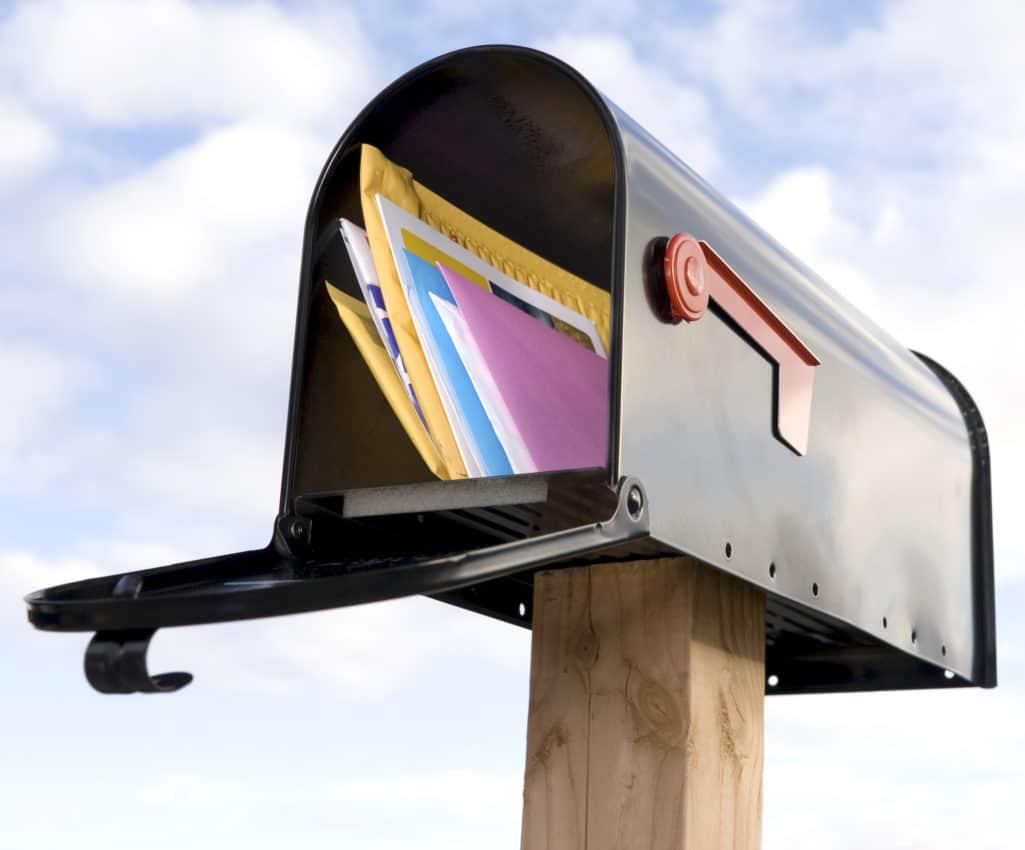 Amerikansk postkasse
