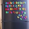 Magneter med bogstaver