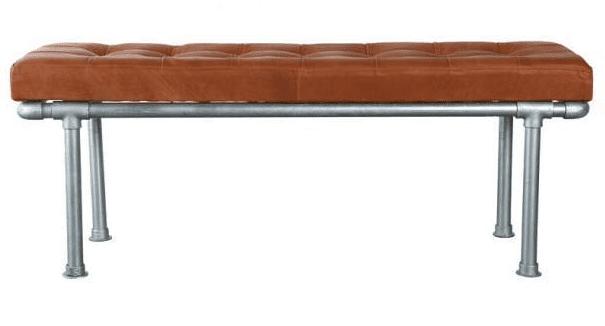 Addition Bench i læder