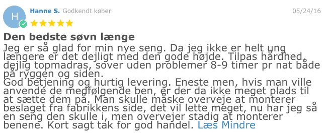 Anmeldelse og test af Bergen by BN