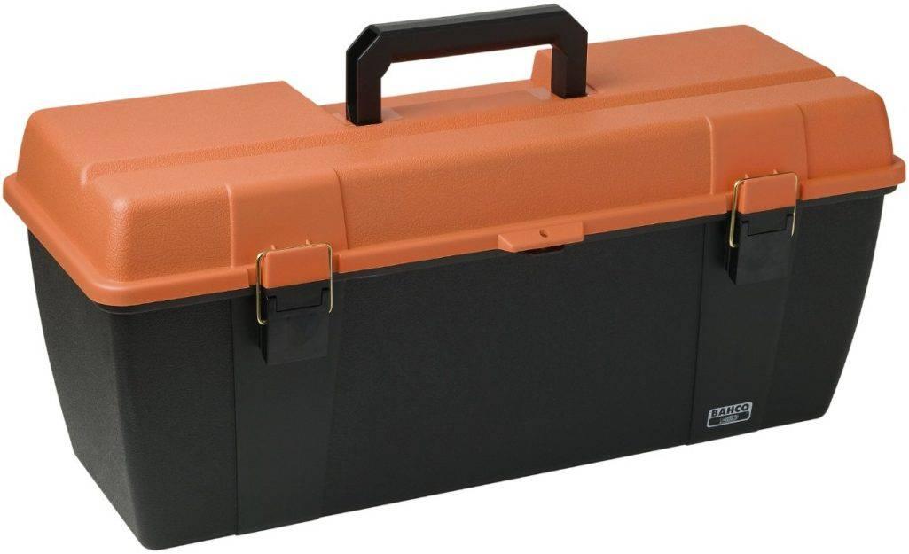Lille værktøjskasse fra Bahco
