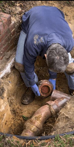 Kloakrenovation af gamle kloakrør
