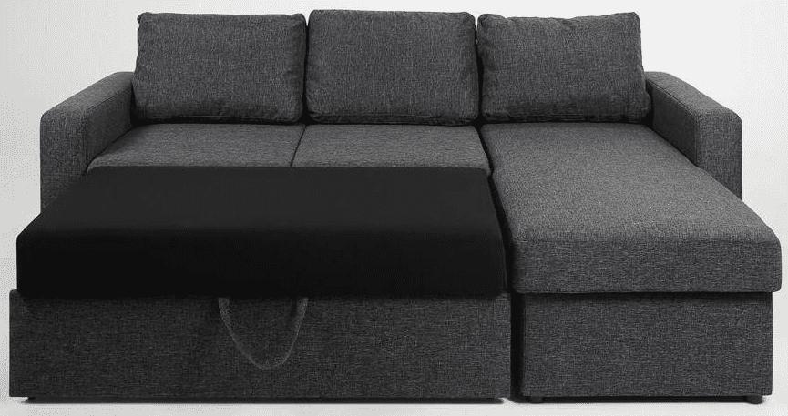 billige sovesofaer med chaiselong