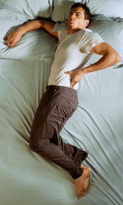 Senge mod dårlig ryg
