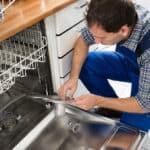 Installation opvaskemaskine