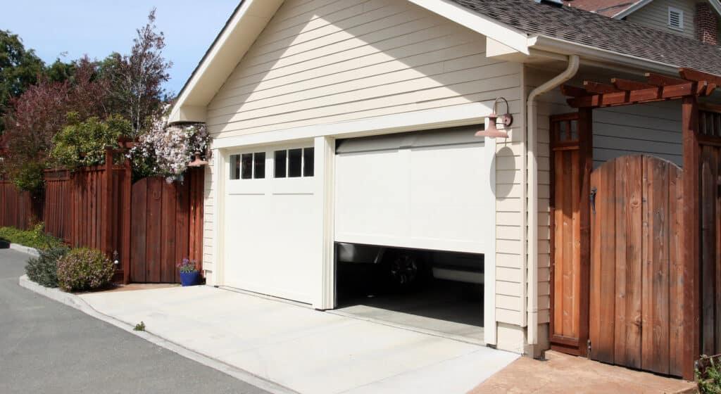 Ny garage pris